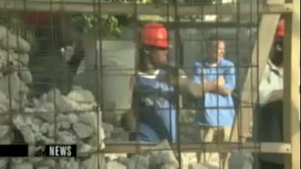 Jared Leto in Haiti - Mtv Canada