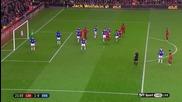 (2014) Ливърпул смаза Евертън (4-0) Gerrard - Goal