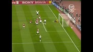 01.04. As Roma 0 - 1 Manchester United Cristiano Ronaldo гол