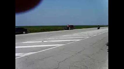 съботни Гонки на пистата в Бяла Слатина 11.04.2009