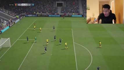 Най-бързият възможен отбор в Fifa 15