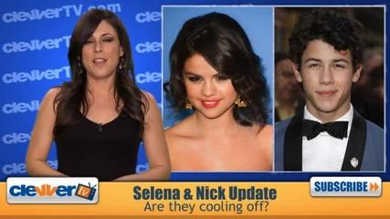 Селена и Ник вече не се срещат!