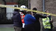 UK: Police arrest 'armed man' after balcony collapses in Waterloo