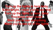All Of The Lights (lyrics) - Kanye West, Rihanna, Fergie, Kid Cudi, Alicia Keys, Elton John