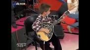 8 годишния Бузукяр Иванчо на живо по Алтер То парти тис зоис су