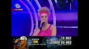 Music idol - Ели Раданова - 14.4.09