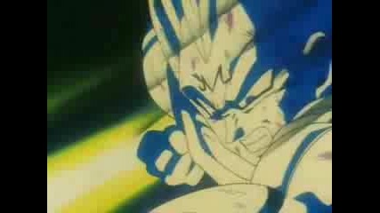 Goku Vs Vegeta - Revenge