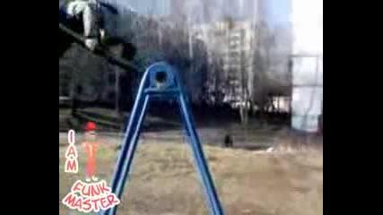 Само руснак може да го напрай тва!