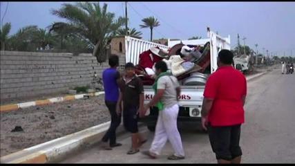 Десетки хиляди иракчани се завръщат в Рамади