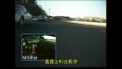 Nissan Skyline, 350z и Bmw M3