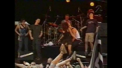 Bloodhound Gang - Fire Water Burn (live Hultsfred 1999)