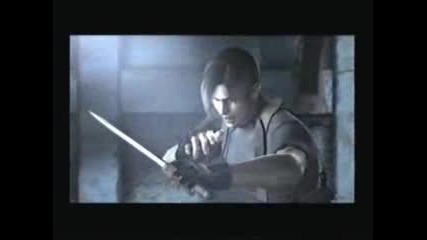 Resident Evil 4 Leon & Krauser Knife Fight