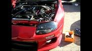 Toyota Supra Със Nos !!!