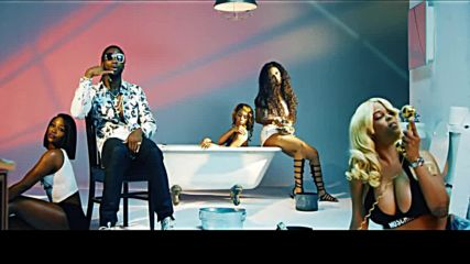 Gucci Mane - Pick Up The Pieces Outro Official Music Video 2016