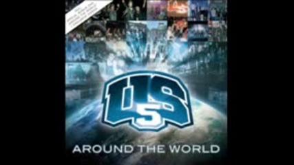 Us5 - I Dont Wanna Leave [hq]