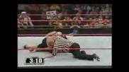 Wwe - John Cena vs Shelton Benjamin