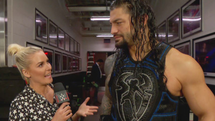 Roman Reigns isn't worried about Braun Strowman: Raw, Aug. 20, 2018