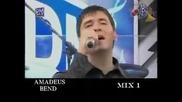 AMADEUS BAND - EJ ODKAD SAM SE RODIO , RADJAJ SINOVE LIVE MIX DM SAT TV