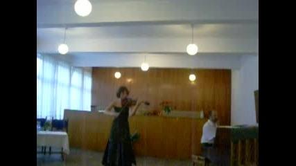 Цигулка В Малко Търново