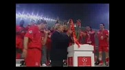 Liverpool Vs Milan - Ynwa 2005 Cl Final