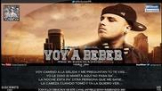 Nicky Jam - Voy A Beber (letra)