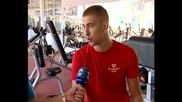 ВИДЕО: Алекс Симеонов за сезон на баскетболния Левски