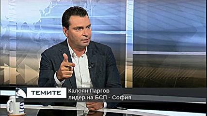 Изборни цели и кандидати - БСП и Мая Манолова