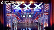 Razy Gogonea - Britain s Got Talent танцьор
