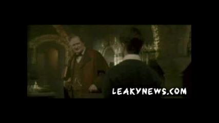 Хари говори със Слъгхорн