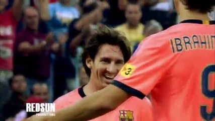 Lionel Andres Messi 2010