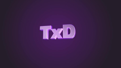 New Txd intro made by Txd Gaming Bg