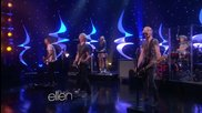 R5 • I Can't Forget About You ( Ellen ) + Превод