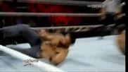 Ар-труф и Xavier Woods срещу Каубоите ( Три Ем Би ) / Първична сила 18.11.2013г.