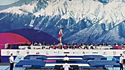 България е 4-та в Европа по скокове на батут