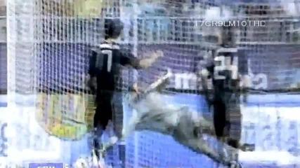 Messi Vs Ronaldo 2011