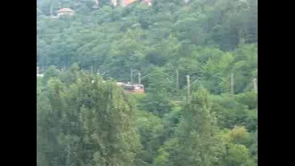 Влакове В Искърското Дефиле