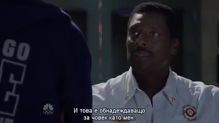 Пожарникарите от Чикаго Сезон 2 Епизод 5 / Chicago Fire Season 2 Episode 5
