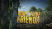 E3 2013: Wonderbook: Book of Speels - Walking With Dinosaurs Trailer