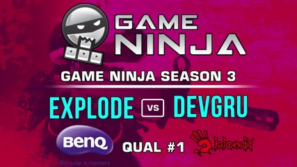 Game Ninja CS:GO #1 - Explode vs DevGru
