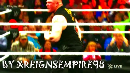 Roman Empire tops Suplex City | Reigns Slay The Beast | Mv