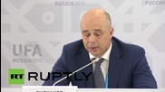 Russia: FinMin Siluanov discusses consequences of Chinese stock market fall