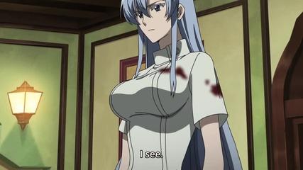 Akame ga Kill! Episode 18 Eng Subs [576p]