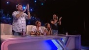 Момиче с изключителен глас!! - X Factor (09.09.2014)