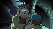 Тайните на Гравити Фолс - сезон 2 епизод 17 - Английско аудио