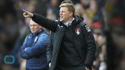 Bournemouth Boss LMA Manager of the Year