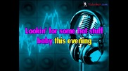 Donna Summer - Hot Stuff (karaoke)
