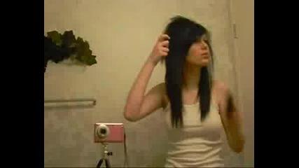 *scene hair*