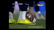 Valladolid 1 - 4 Real Madrid Гол на Кристиано Роналдо