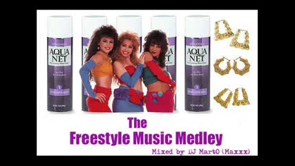 Mart0 (maxxx) - The Freestyle Music Medley