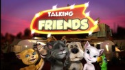Talking Friends - Еп.5 Rock the Catsbah - By Disney
